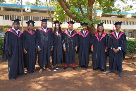 CASELAP PROSPECTIVE GRADUANDS OF THE DECEMBER 2019 UNIVERSITY OF NAIROBI GRADUATION
