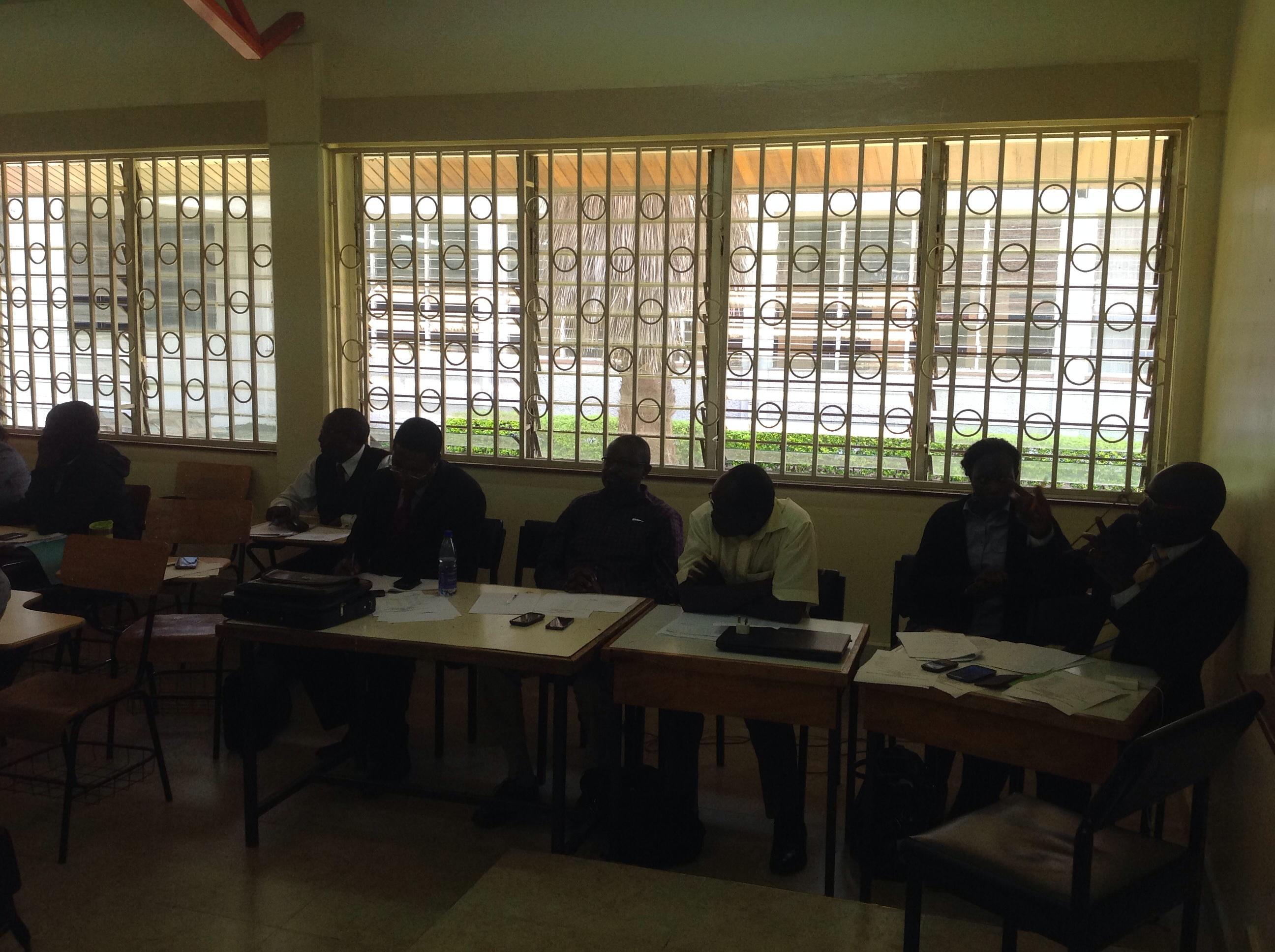 Rainwater Harvesting Storage Methods and Self Supply in Uganda